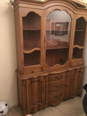 Furniture China gabinete for Sale in North Potomac, MD