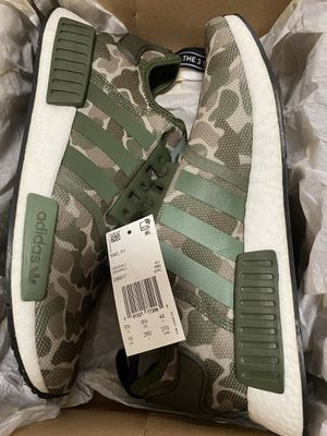 ADIDAS NMD R1 CAMO NEW for Sale in Temple City, CA