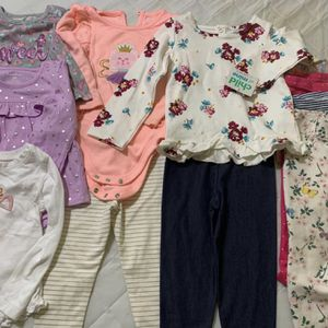 24 Month/2T Girls Clothing Lot (2 Pics) for Sale in Oklahoma City, OK