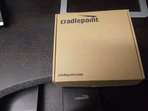 Cradlepoint Internet/Ethernet Modems - Fast internet on 15 computers from one modem! A Must-Have for small businesses! for Sale in Everett, WA