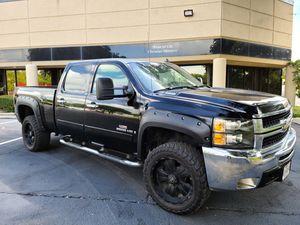 2008 Chevy Silverado LT 2500 HD Duramax 6.6 turbo diesel $2000 down for Sale in San Antonio, TX