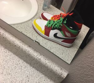 Jordan 1s WORN 3x NEED GONE ASAP for Sale in Henderson, NV