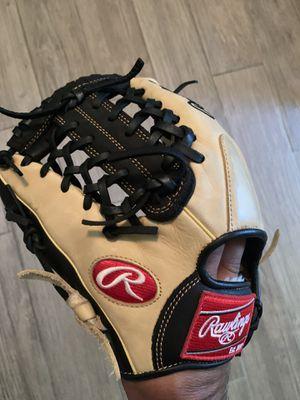 """Left handed throw Rawlings GG Elite baseball glove 11.5"""" for Sale in Houston, TX"""
