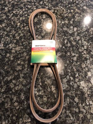 Drive Belt for Craftsman Lawn Tractor- Brand new 130801 for Sale in Amawalk, NY