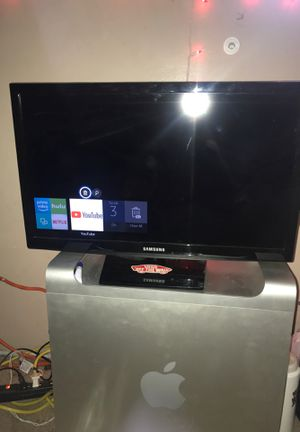 "25"" Samsung smart tv for Sale in South Prairie, WA"