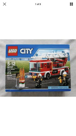 NEW LOGO CITY SET 60107 for Sale in Jessup, MD