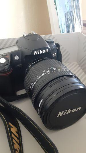 Nikon D80 w/AF Nikkor 24-120mm f/3.5-5.6 for Sale in Fremont, CA