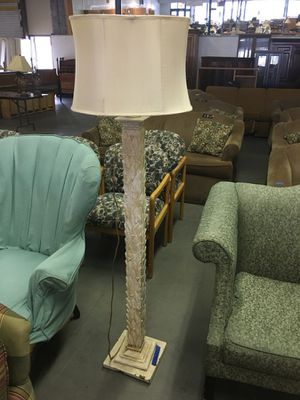 Floor lamp for Sale in Newport News, VA
