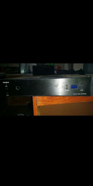Velodyne subwoofer amplifier for Sale in Snohomish, WA