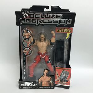 WWE Deluxe Aggression Shawn Michaels articulated figure for Sale in Los Angeles, CA