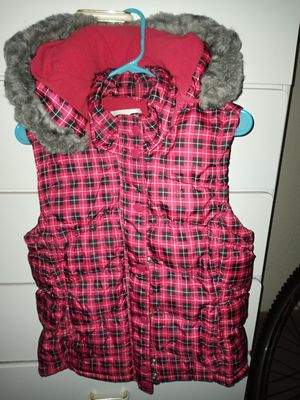 Pink jacket vest for Sale in Cashmere, WA