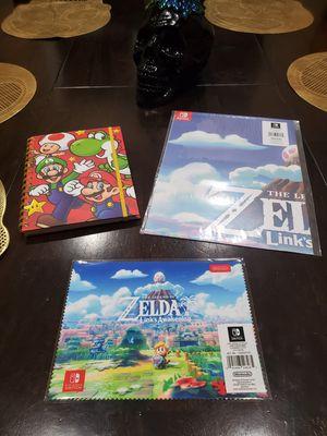Brand New Nintendo Switch Zelda Link's Awakening Bundle for Sale in Winchester, CA