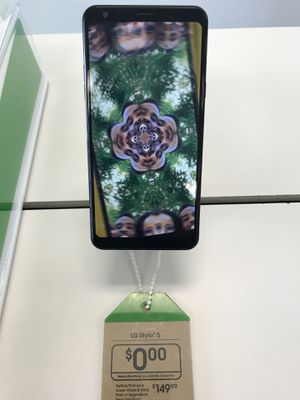 Free LG STYLO 5 on qualified port in😍🙌🏼 for Sale in Pearl City, HI