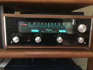 McIntosh MR -77 FM Tuner for Sale in Bothell, WA