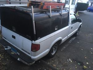 camper with 2 side doors, for Sale in Danbury, CT
