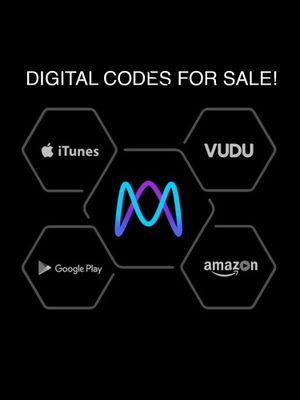 HD Digital Codes Available For Vudu, Movies Anywhere, iTunes, and Google Play! for Sale in Detroit, MI