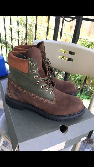 Men's Timberland Boots - Size 9.5 for Sale in Rockville, MD