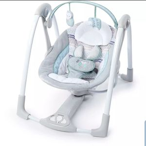 Ingenuity Power Adapt Baby Swing for Sale in Atlantic Beach, NY