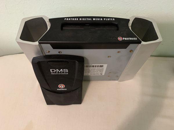 PHATNOISE PHATBOX DIGITAL MEDIA PLAYER CAR AUDIO SYSTEM VW/BEETLE