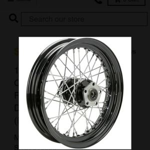 2018 Harley Davidson Softtail Slim Rims for Sale in East Haven, CT