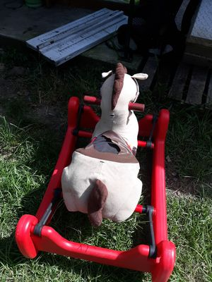Rocking horse for Sale in Fitzgerald, GA