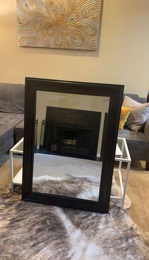 Mirror for wall decor for Sale in Fairfax, VA