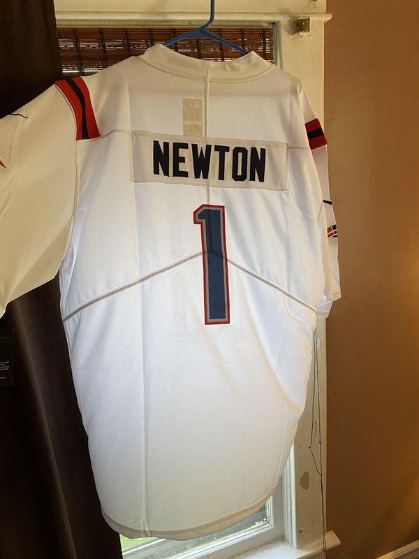 New England patriots cam newton authentic jerseys