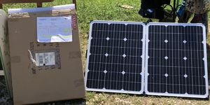 Portable solar panel for Sale in VLG OF 4 SSNS, MO
