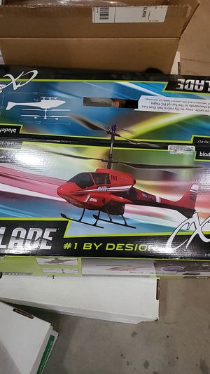 Blade cx2 helicopter for Sale in Missoula, MT