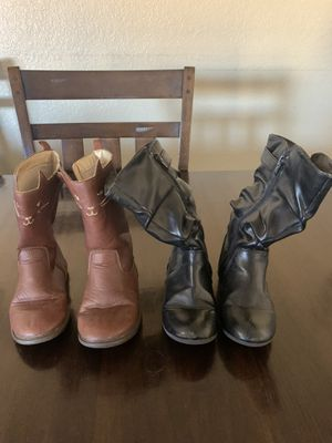Little Girl Boots for Sale in Peoria, AZ
