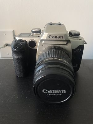 Canon Eos Elan II E Film Camera with Lens for Sale in Melrose, TN