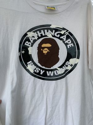 A bathing ape city camo busy works tee shirt for Sale in Fairburn, GA