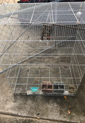 Big bird cage for Sale in Mount MADONNA, CA
