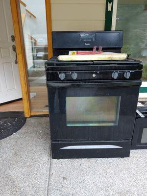 Whirlpool appliances READ ENTIRE AD 1ST for Sale in Gig Harbor, WA