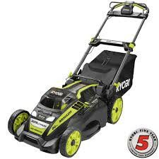 Ryobi electric lawn mower for Sale in Manteca, CA
