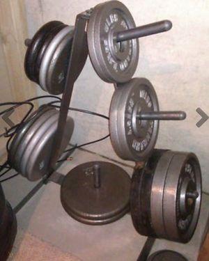Hoist Deluxe Weight Set for Sale in Santee, CA