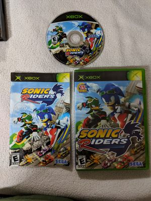 Sonic Riders Xbox for Sale in Hialeah, FL