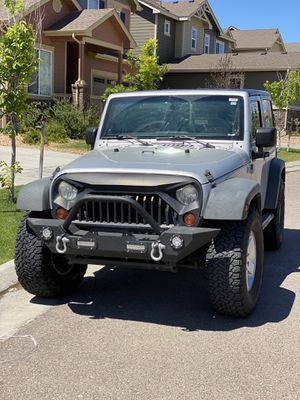 Jeep Wrangler 2012 in great condition for Sale in Aurora, CO