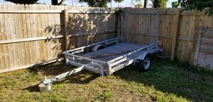Brand new 5x8 mess trailer I have never hauled anything with it for Sale in Holiday, FL