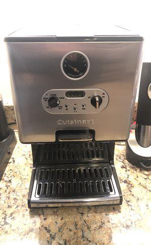 Cuisinart coffee maker for Sale in Reston, VA