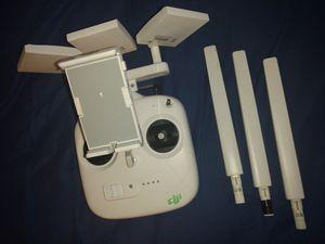 long range antenna for dji phantom 3 standard drone for Sale in Margate, FL