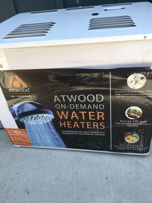 Tankless water heater for motorhome/ travel trailer for Sale in Santa Fe Springs, CA