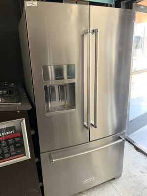 Kitchen aid French door in stainless steel for Sale in La Puente, CA