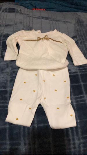 Bodysuits & leggins Size 3m $3 Good condition for Sale in Willows, CA
