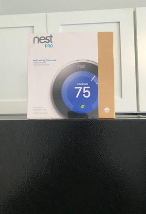 Nest pro thermostat for Sale in Richmond, VA
