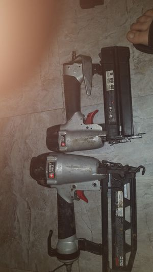Finish nail guns for Sale in Greenville, SC