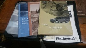Ford Expedition Owners Guide for Sale in Hobe Sound, FL