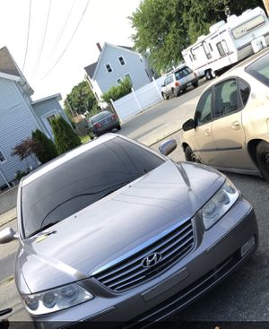 2007 Hyundai Azera limited for Sale in Pawtucket, RI