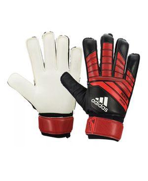 Adidas Men GK Predator Training Goalkeeper Gloves Red Soccer GYM Goalie CW5602 for Sale in Garden Grove, CA