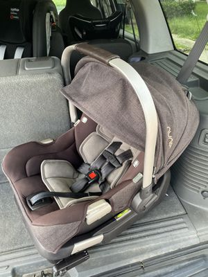 Nuna pipa car seat ❤️special edition 'Suited'collection for Sale in Altamonte Springs, FL